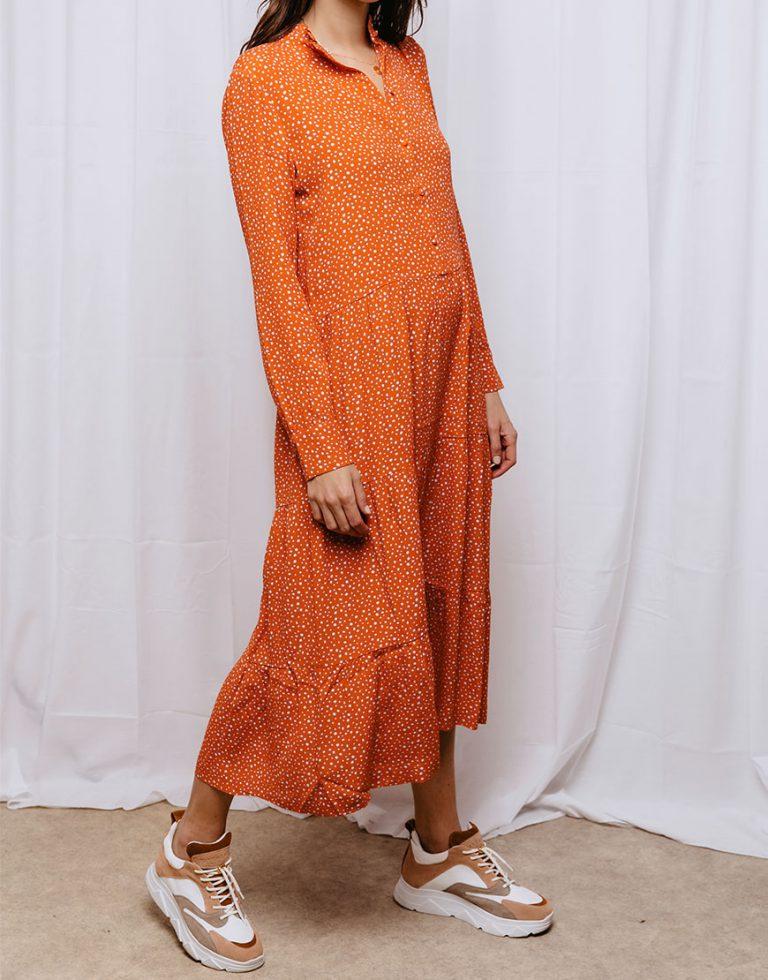 Six Ames Coleen jurk