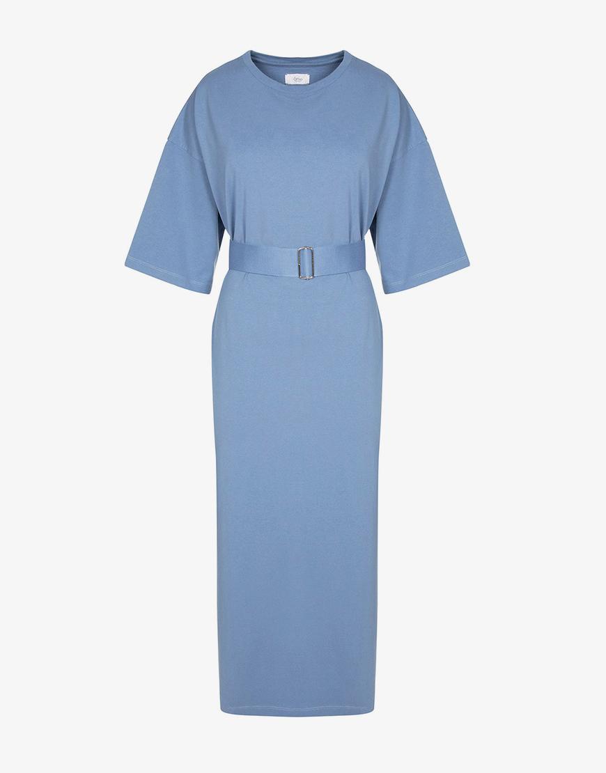 Âme Dasil jurk infinity blue