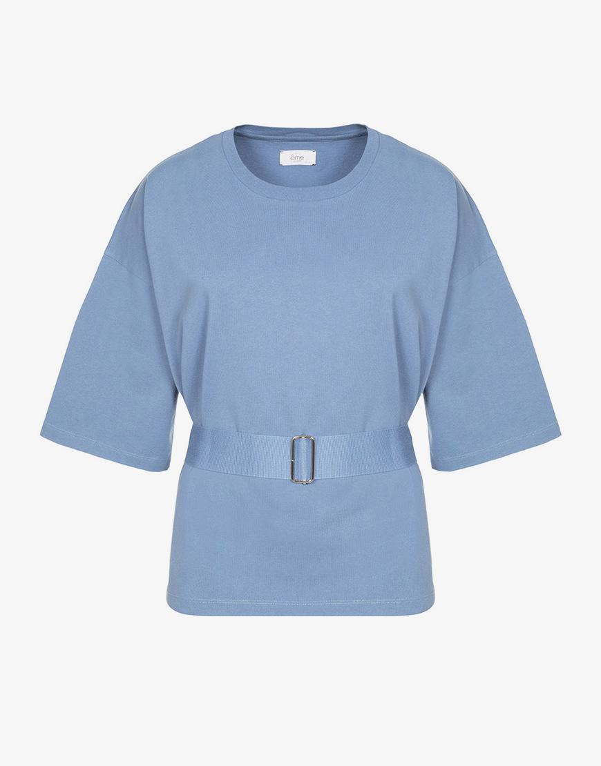 Âme Elsa shirt infinity blue