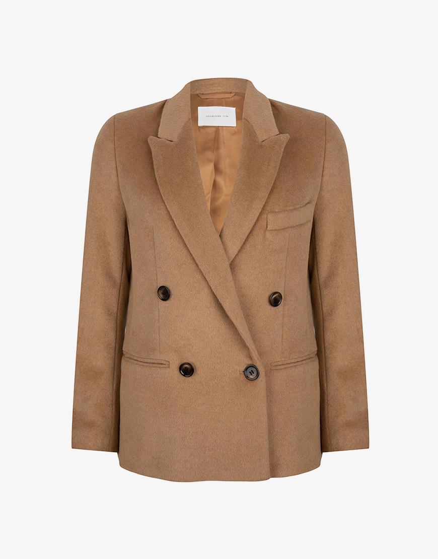 Collectors Club Jerome blazer beige