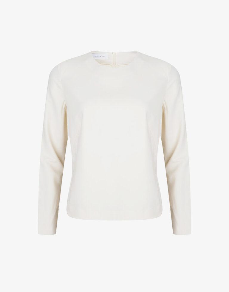 Collectors Club Teofil blouse ecru