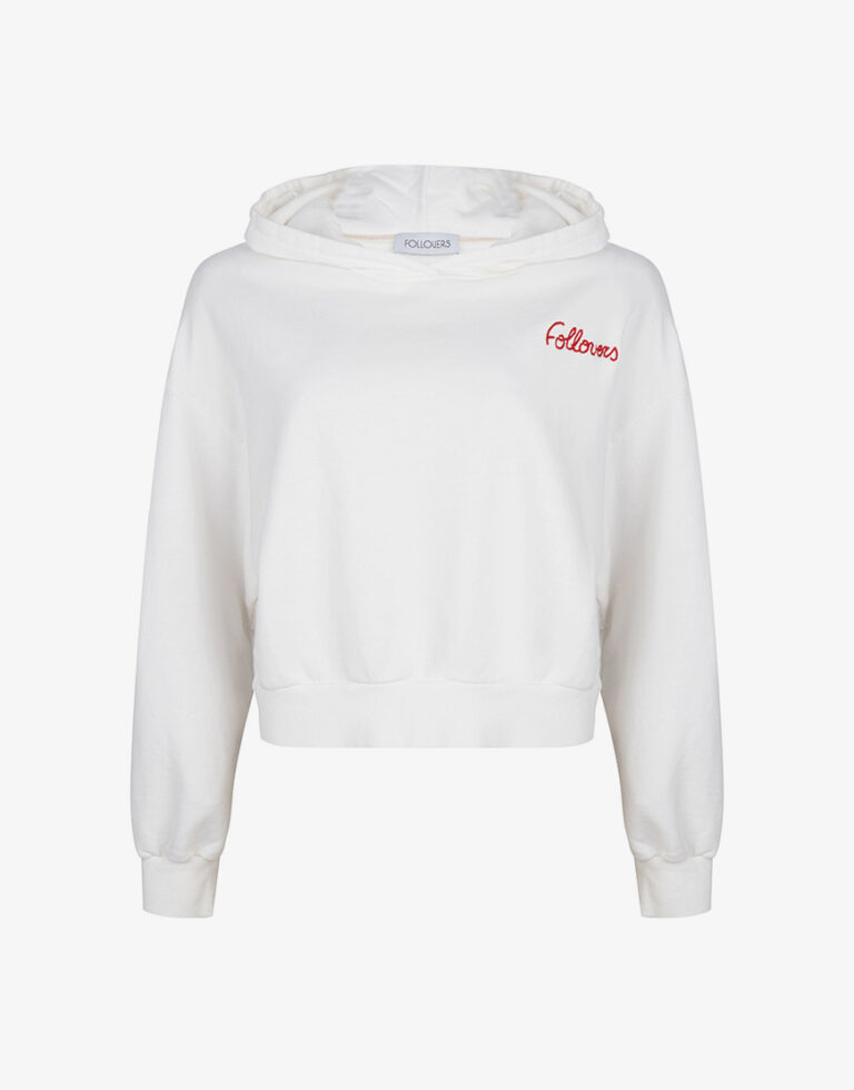 Follovers Kylie sweater wit