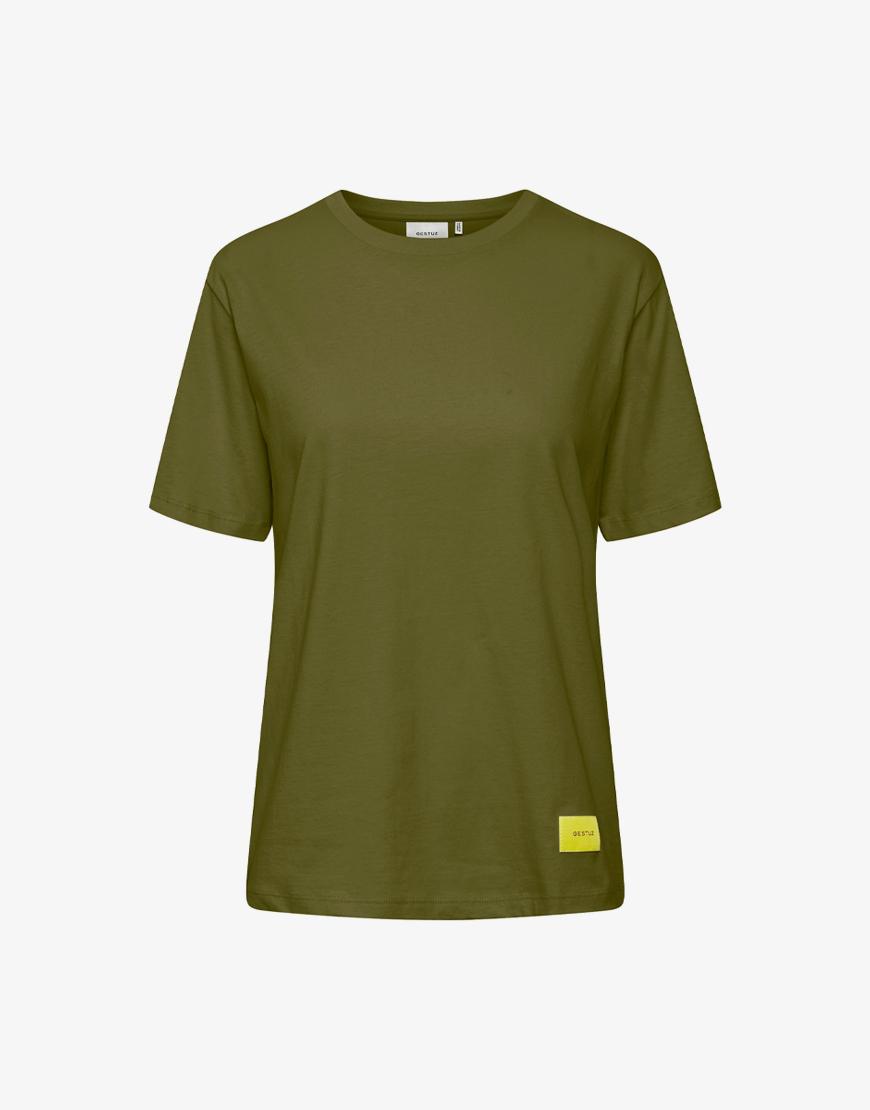 Gestuz Liv shirt groen