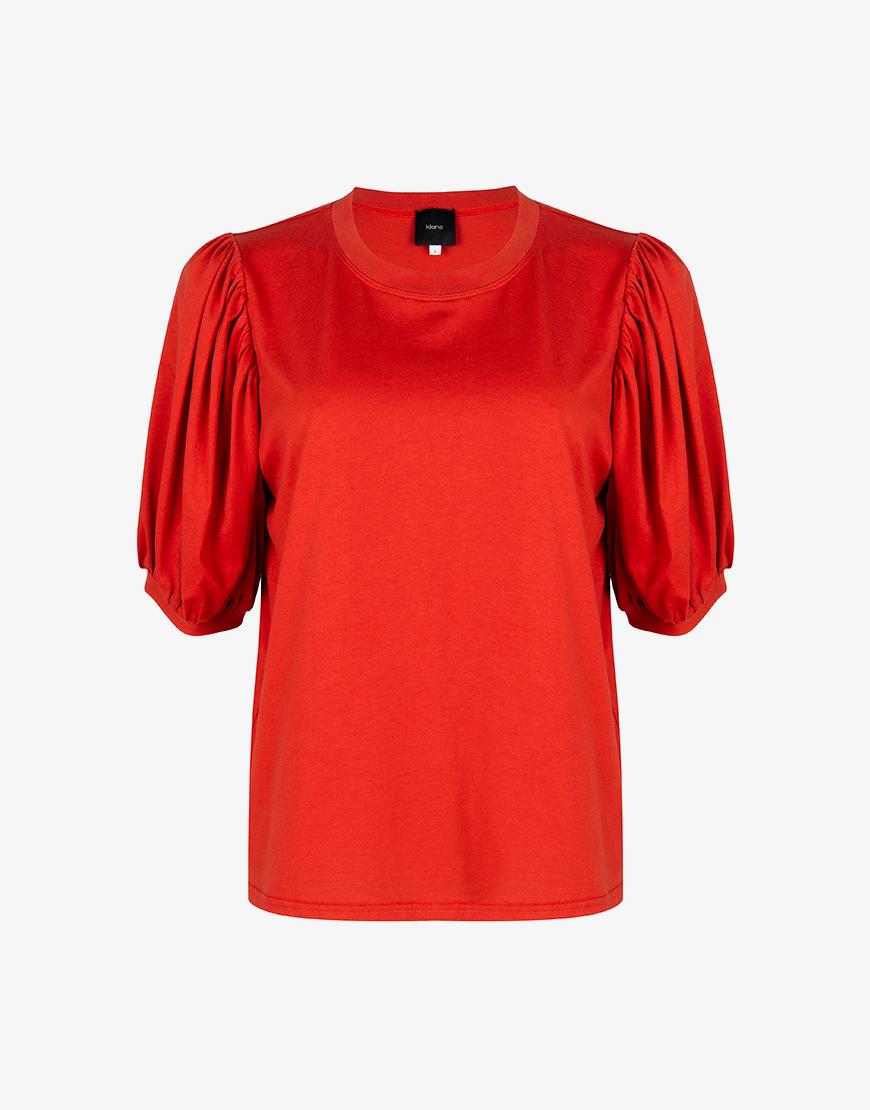 Idano Isidore shirt brique