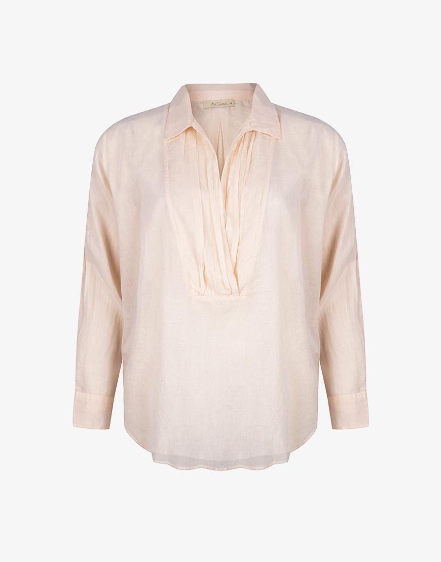 Mes Demoiselles Eldorado blouse licht roze