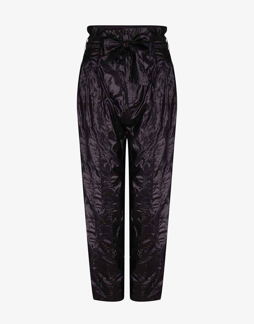 Mes demoiselles Viverno pantalon zwart