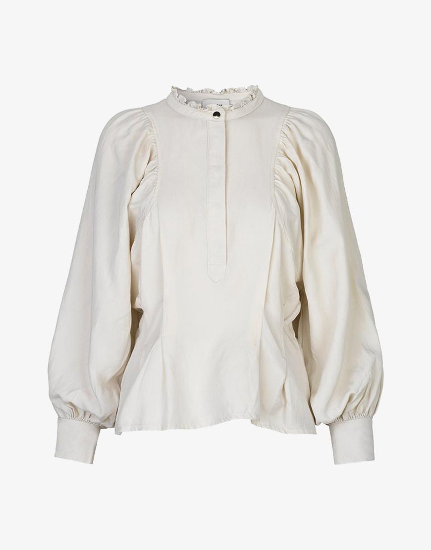 Munthe Slow blouse beige