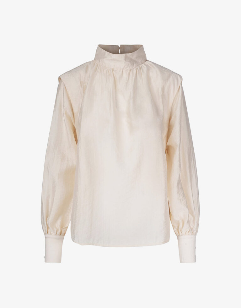 One & Other Aia blouse ecru