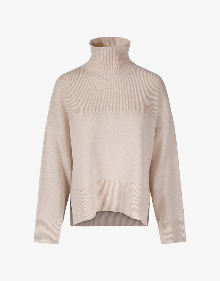 One & Other Elly trui beige