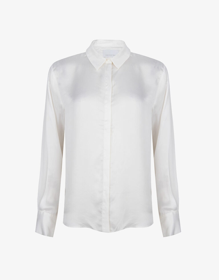 One & Other Louise blouse off white