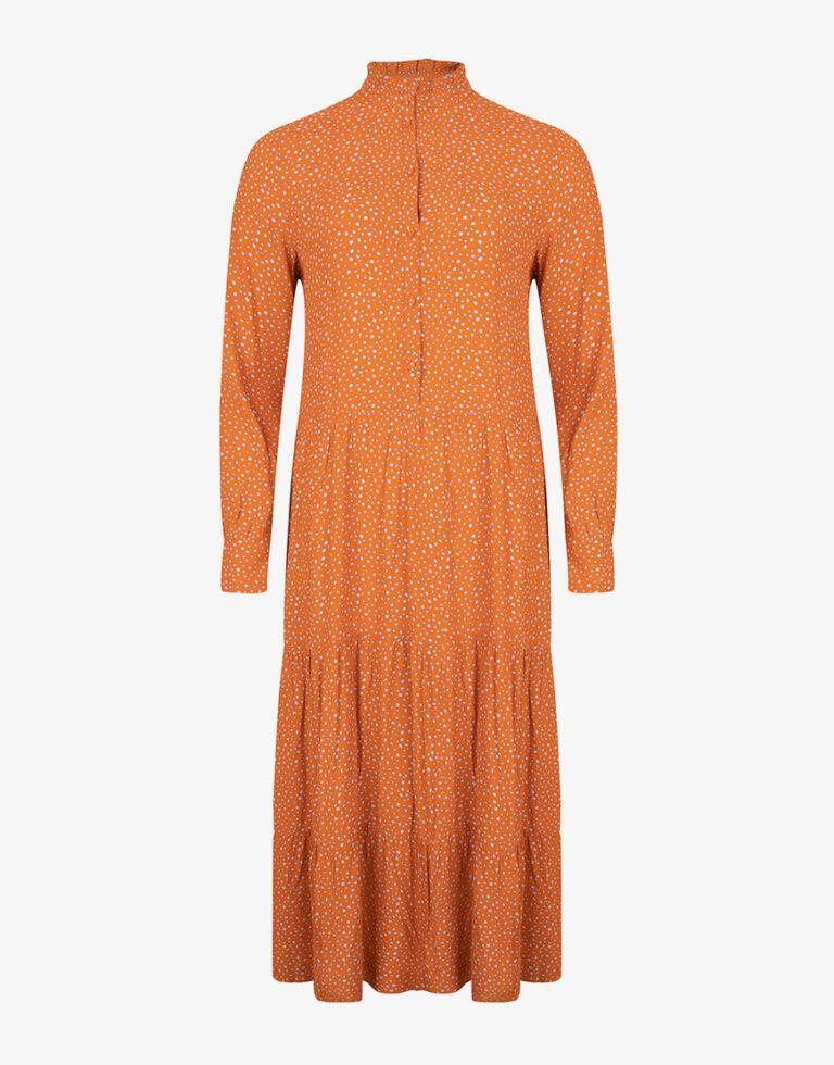 six ames coleen jurk oranje