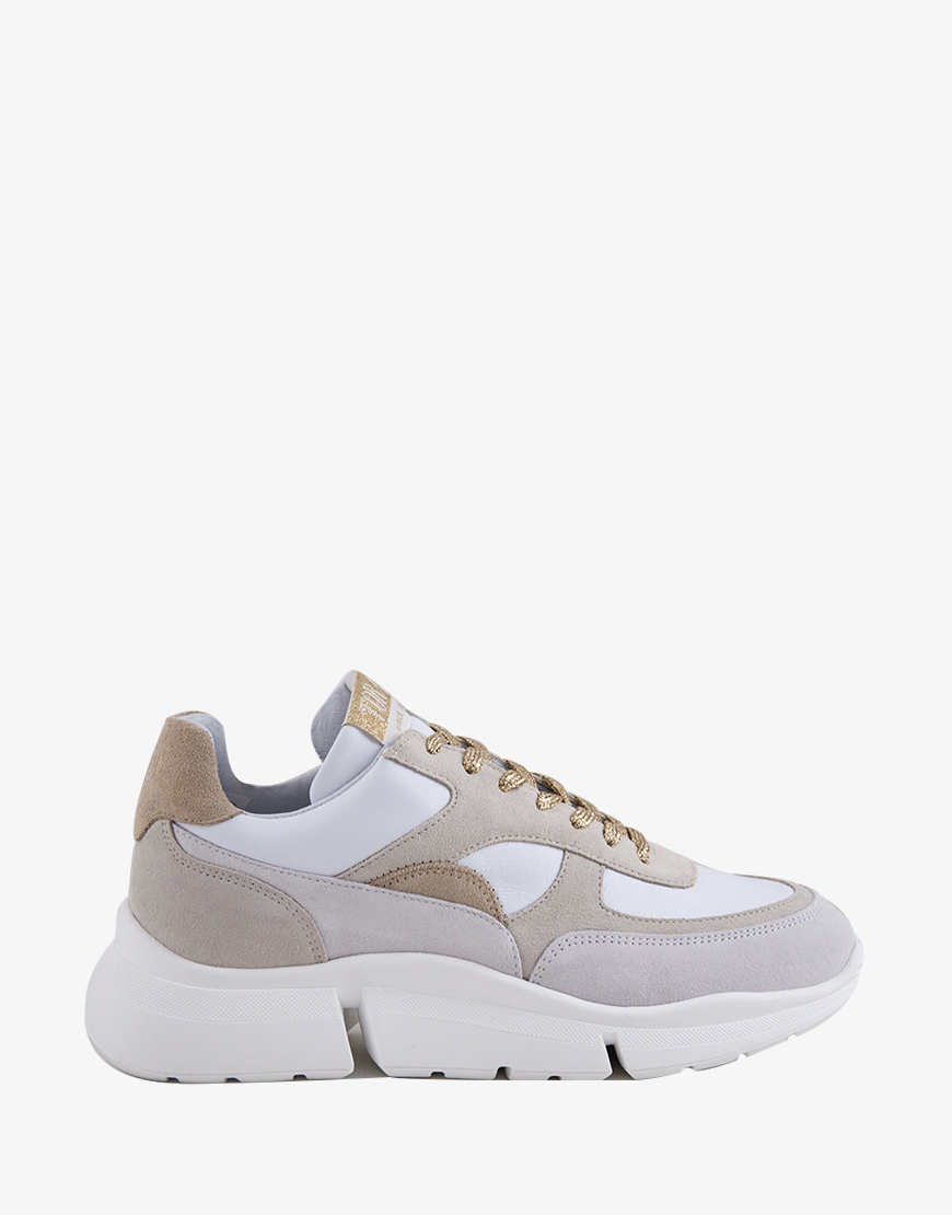 Toral River Day sneakers beige
